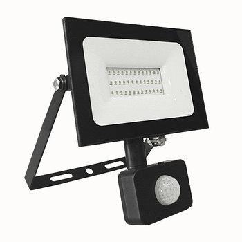 LED Прожектор SENSOR 30W 6500K  IP65 MEGALIGHT (30)