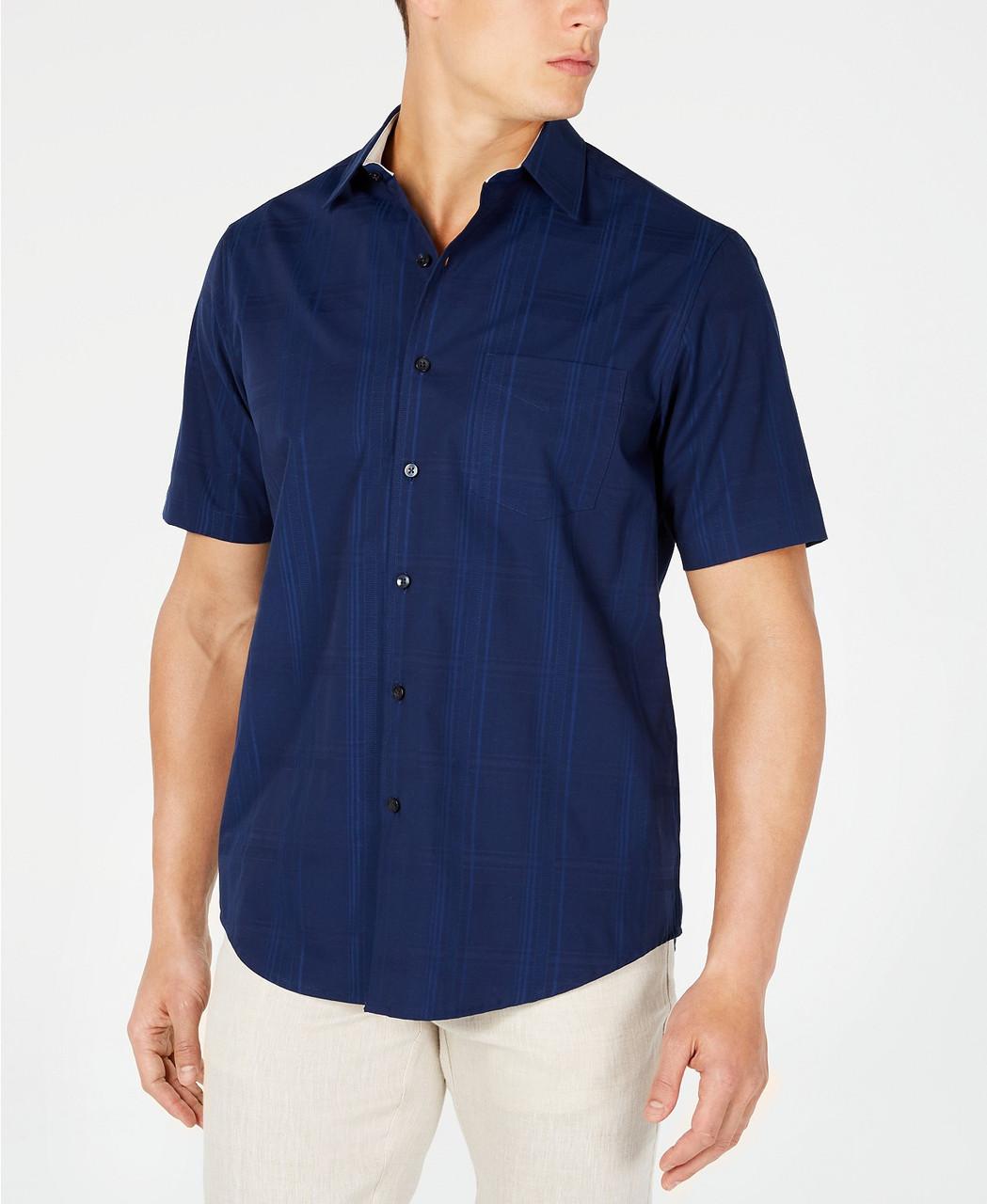 Tasso Elba Мужская рубашка - Е2
