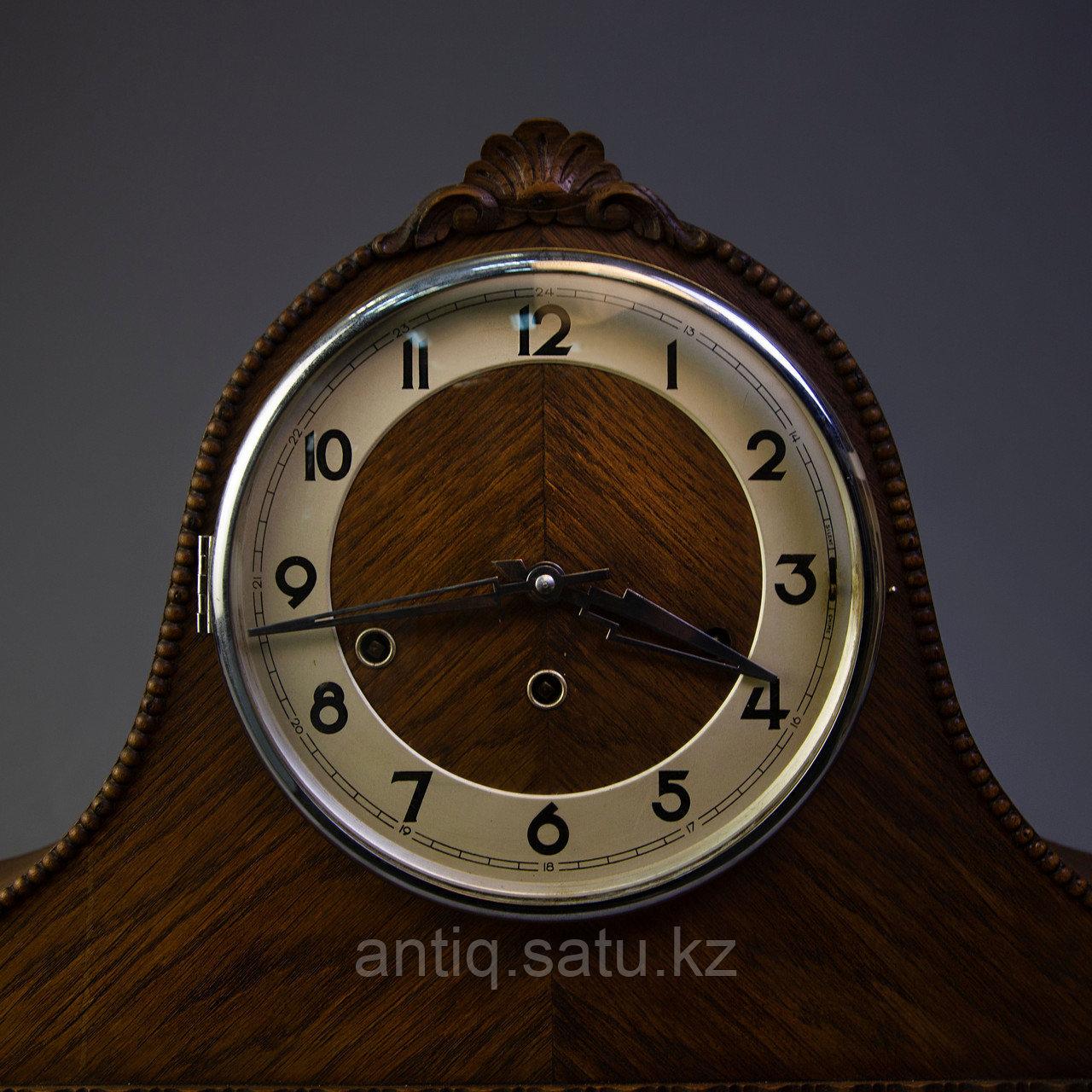 Настольные часы, Германия, I пол. ХХ века. - фото 5