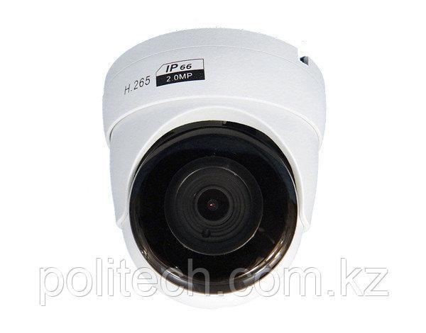 2Мп купольная IP видеокамера CO-RD21P