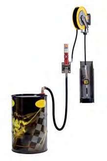 Настенный набор для раздачи масла для бочек Meclube (маслораздатчик) 180-220 л (022-1302-000)