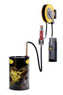 Настенный набор для раздачи масла для бочек 180-220 л или для бочек 750–1500 л (022-1299-000)