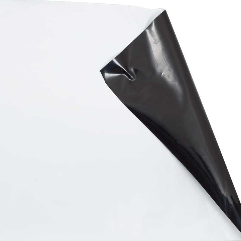 Светоблокирующая пленка Black out для сольвентной печати матовый 140 гр. (1,27м х 50м)