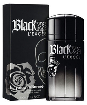 Black XS L'Exces for Him Paco Rabanne для мужчин 100ml, фото 2