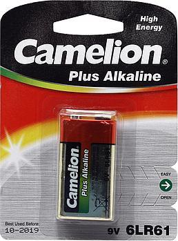 Батарейка Camelion 6LR61-BP1-Крона