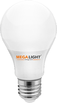 "Лампа LED A70 ""Standart"" 20w 230v 6500K E27 MEGALIGHT (50) NEW"