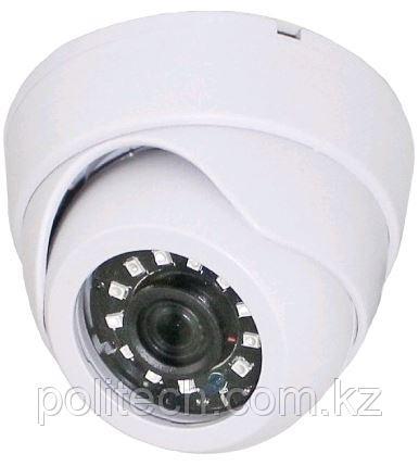 1Мп купольная AHD видеокамера CO-DH01-013v2