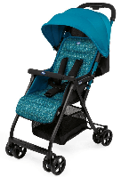 Прогулочная коляска Ohlala 2 Digital голубая Chicco