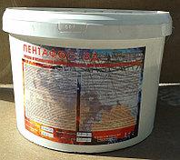 Краска полимерная огнезащитная вспучивающая ПЕНТАФОС-ВД на виниловой дисперсии, без запаха