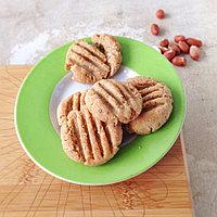 Арахисово-миндальное печенье без масла и муки