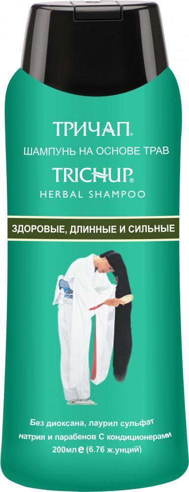 Шампунь для волос оздоравливающий Тричап