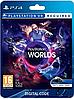 PLAYSTATION VR GOGGLES V2 CAMERA + VR GAME WORLDS DLC, фото 5