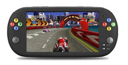 Консоль X16 для сказок 7-дюймовый HD-экран, фото 2