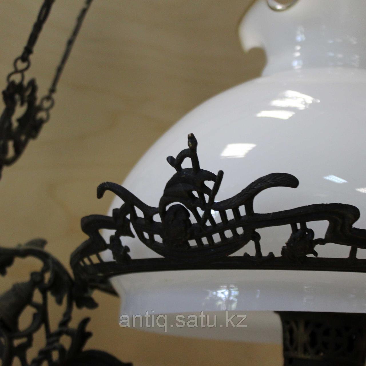 Люстра с куполом. Западная Европа - фото 2