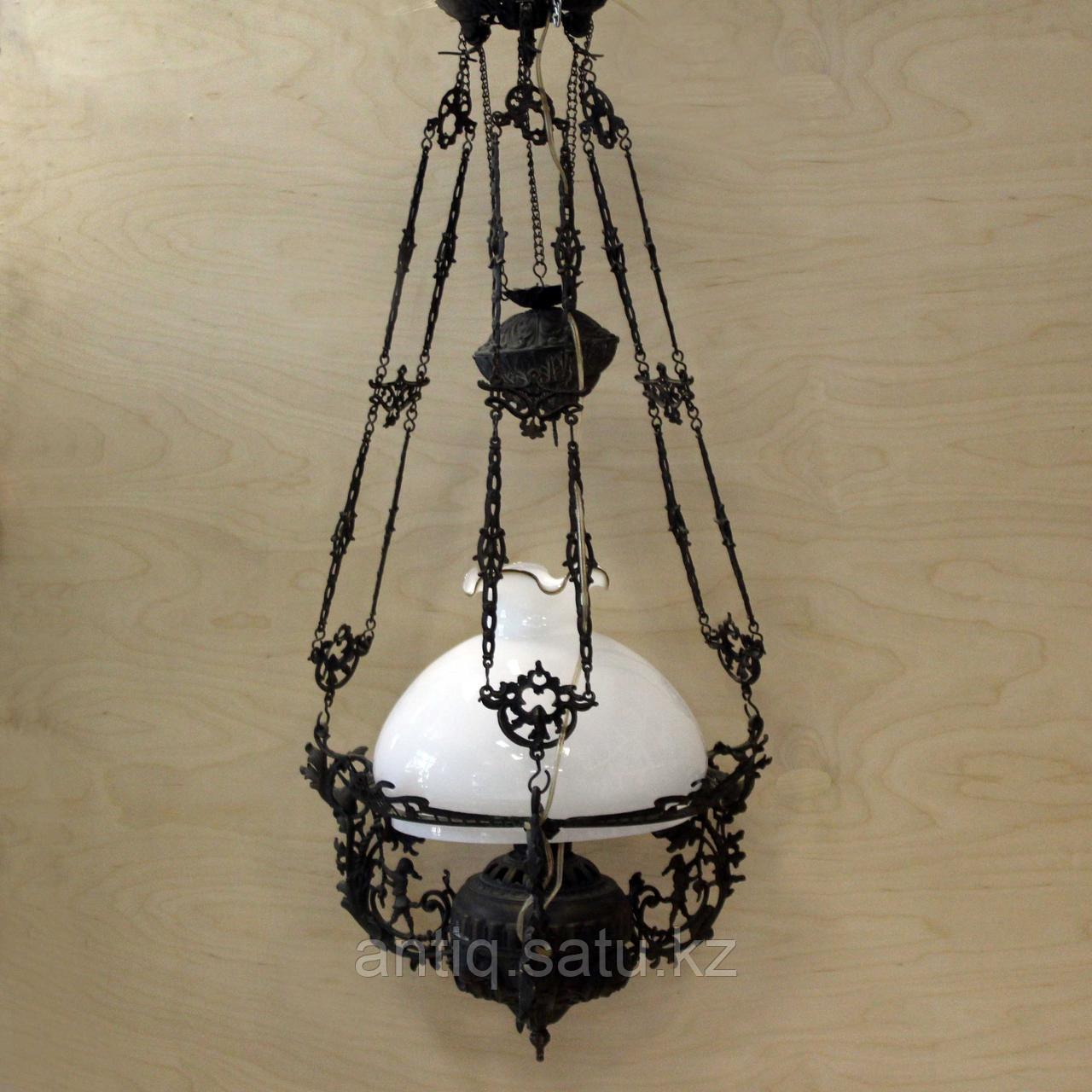 Люстра с куполом. Западная Европа - фото 8