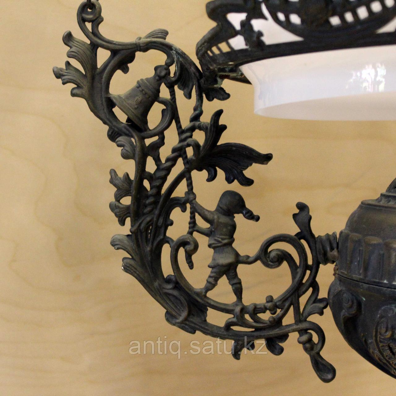 Люстра с куполом. Западная Европа - фото 5