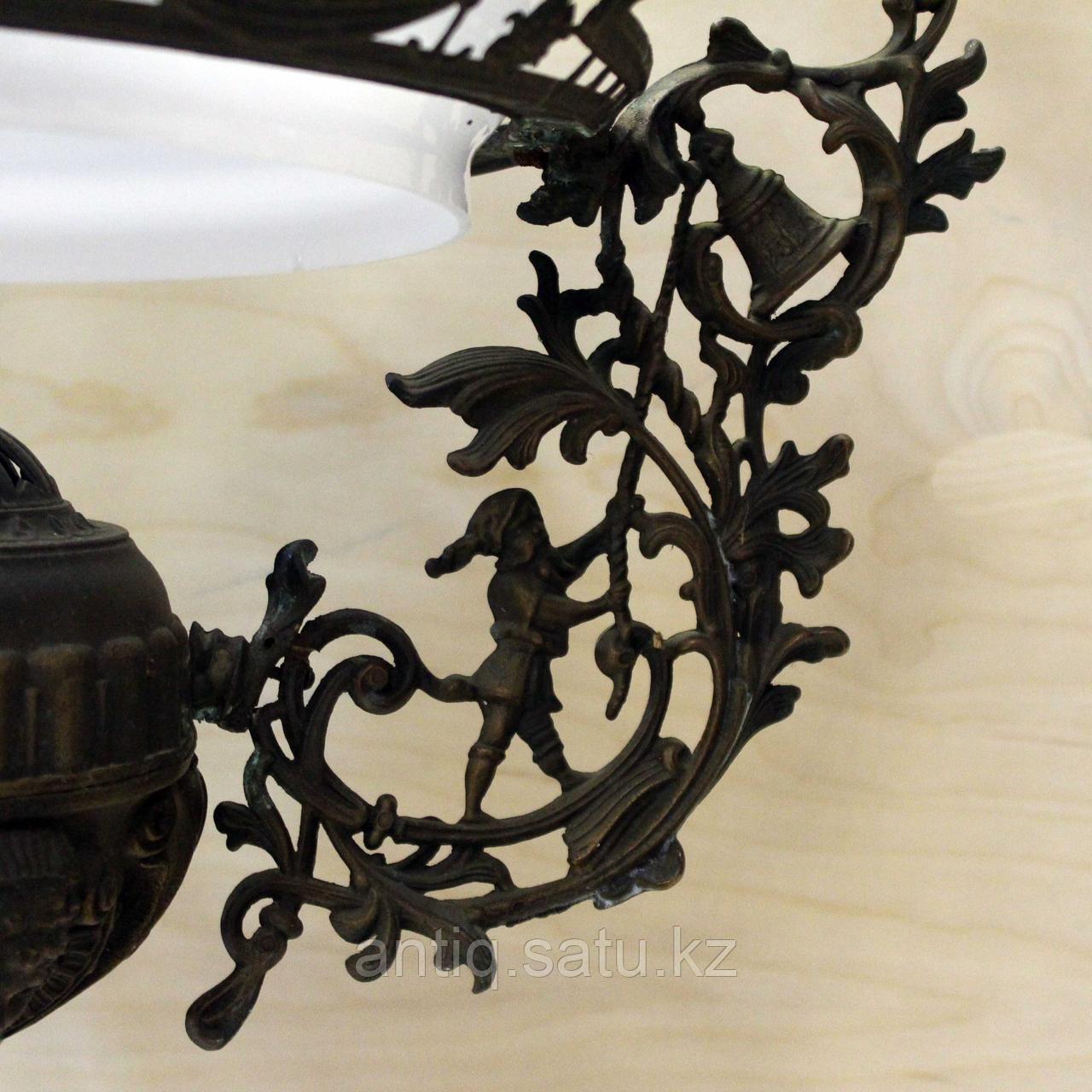 Люстра с куполом. Западная Европа - фото 6