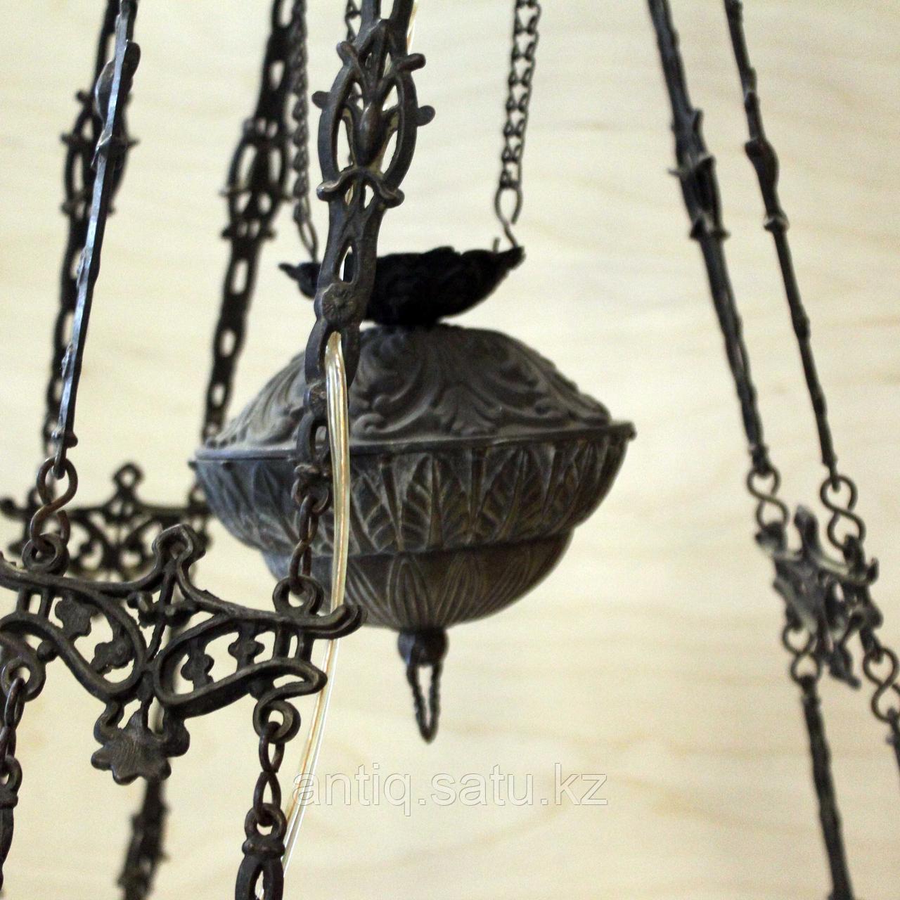 Люстра с куполом. Западная Европа - фото 7