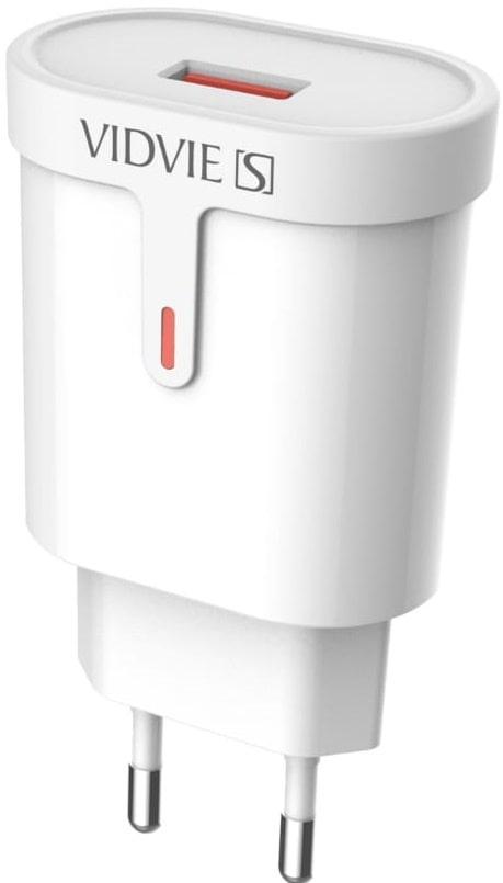Сетевое зарядное устройство Vidvie CE04