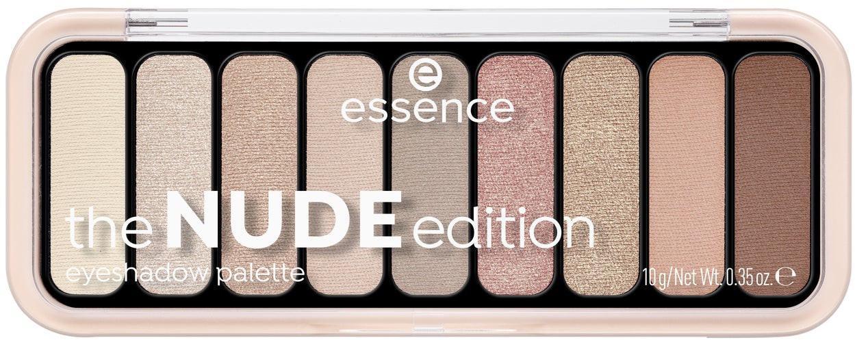 Палетка теней для глаз «The nude edition eyeshadow pallet»