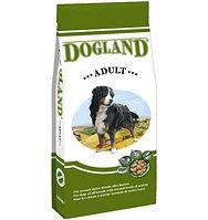 Dogland Adult,сухой корм для взрослых собак средних и крупных пород,уп.15 кг.