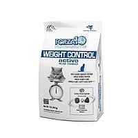 Forza10 Weight Control Active,ветеринарная диета для снижения избыточного веса у кошек,уп.454 гр.