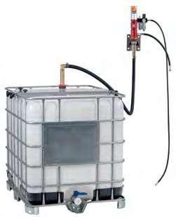 Набор для раздачи масла для емкостей 1000 л Meclube 022-1884-000