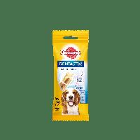 Pedigree,«Denta Stix» лакомство для собак средних пород ,уп.77 гр.