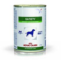 Royal Canin Satiety Weight Management, диета для лечения ожирения у взрослых собак,банка 410 гр.