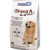 Forza10 Depura Active,сухой диетический корм для взрослых собак, для очищения организма от токсинов с