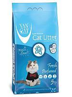Van Cat Fresh,комкующийся наполнитель для кошек,уп.10 кг.