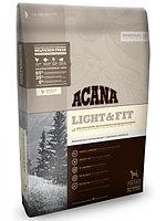 Acana Heritage Light & Fit 2 кг Акана лайт энд фит