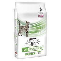 Pro Plan vet Feline HA Hypoallergenic, диетический корм для снижения аллергических реакций у кошек,уп.1,3 кг.