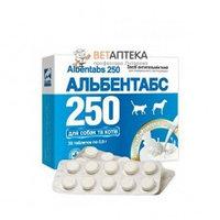 Альбентабс-360 антигельминтное средство,1 таблетка 0,8 гр.