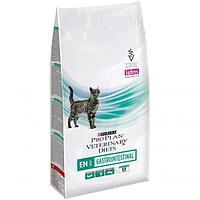 Pro Plan vet Feline EN Gastrointestinal, диетический корм при расстройствах ЖКТ у взрослых кошек,уп.1.5кг.