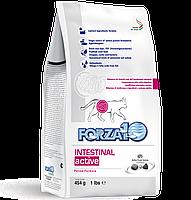 Forza10 Intestinal Active,ветеринарая диета при желудочно-кишечных проблемах у кошек,уп.1,5 кг.