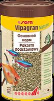 Sera Vipagran Nature,для всех рыб,питающихся в средних слоях воды,уп.25 гр.