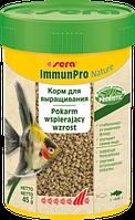 Sera ImmunPro,корм для выращивания всех декоративных рыб более 4 см,уп.25 гр.