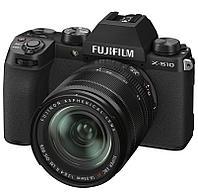 Цифровой фотоаппарат Fujifilm X-S10 kit (18-55mm f/2.8-4 R LM OIS) Black - ГАРАНТИЯ 2 ГОДА