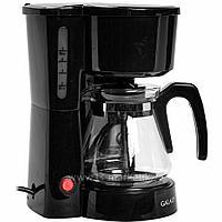 Кофеварка Galaxy GL 0709, черная