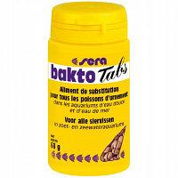 Sera Bakto Tabs,таблетированный корм для лечения бактериальных инфекций рыб,уп.25 гр.
