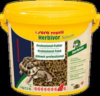 Sera reptil Professional Herbivor,корм для всех травоядных рептилий,сухопутных черепах,уп.25 кг.