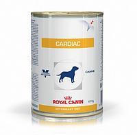 Royal Canin Cardiac Dog,влажный корм при заболеваниях сердца у собак, банка 420гр.