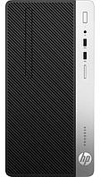 Компьютер HP Europe ProDesk 400 G6 /MT /Intel Core i5 9500 3 GHz/8 Gb /128*2000 Gb/DVD+/-RW /Ra