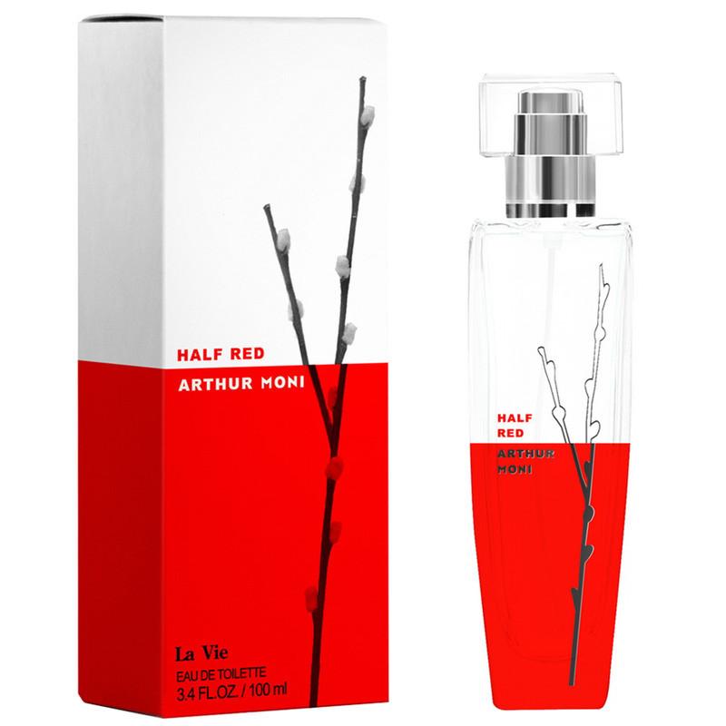 Dilis Parfum Arthur Moni Half Red