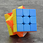 Профессиональный Кубик Рубика 3 на 3 MoYu Meilong в цветном пластике, фото 2