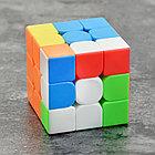 Профессиональный Кубик Рубика 3 на 3 MoYu Meilong в цветном пластике, фото 3
