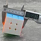 Профессиональный Кубик Рубика 3 на 3 MoYu Meilong в цветном пластике, фото 6