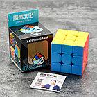 Профессиональный Кубик Рубика 3 на 3 MoYu Meilong в цветном пластике, фото 9