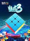 Профессиональный Кубик Рубика 3 на 3 MoYu Meilong в цветном пластике, фото 10